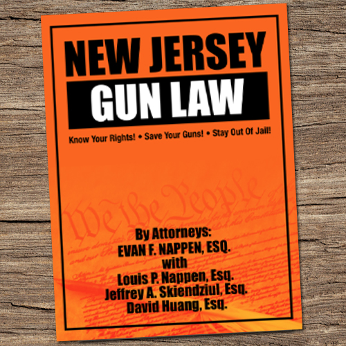 NappenGun - New Jersey Gun Law