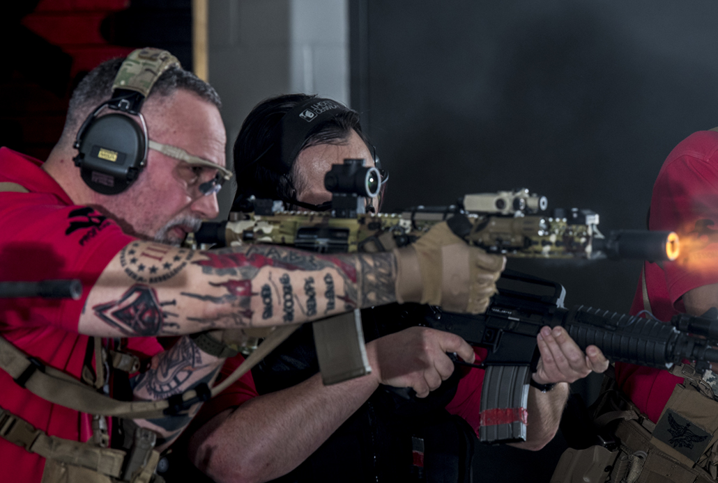 Urban Carbine 2 - Expert Rifle Courses