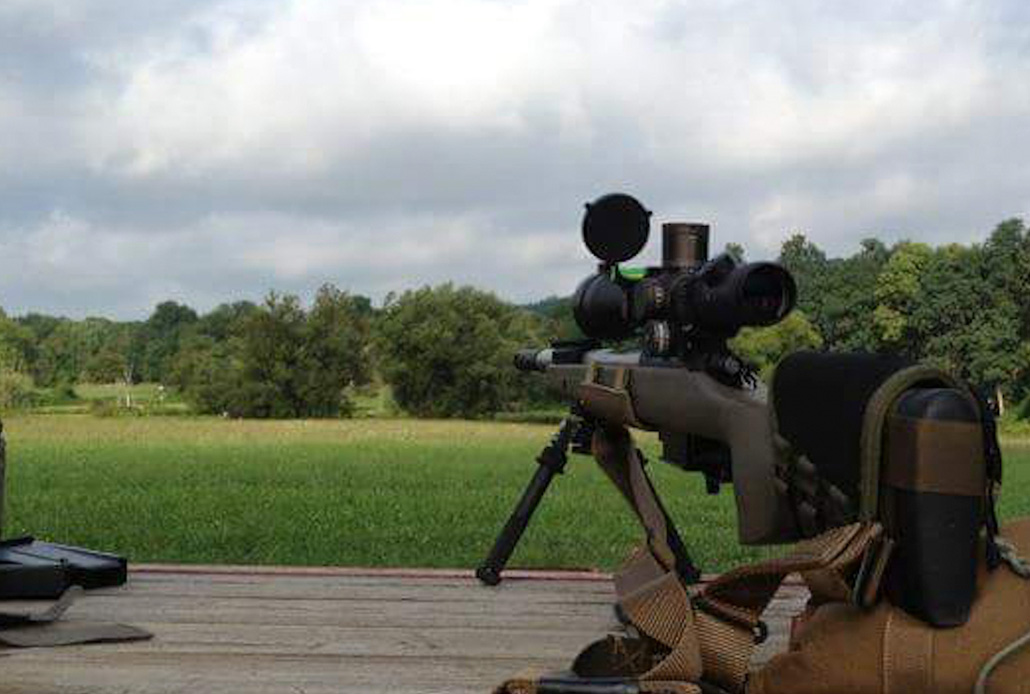 Precision Rifle - Intermediate Rifle Courses