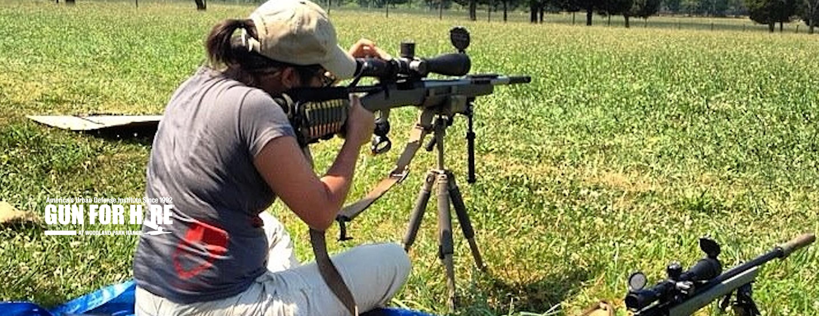 Sniper 2 - Urban Precision Rifle 1