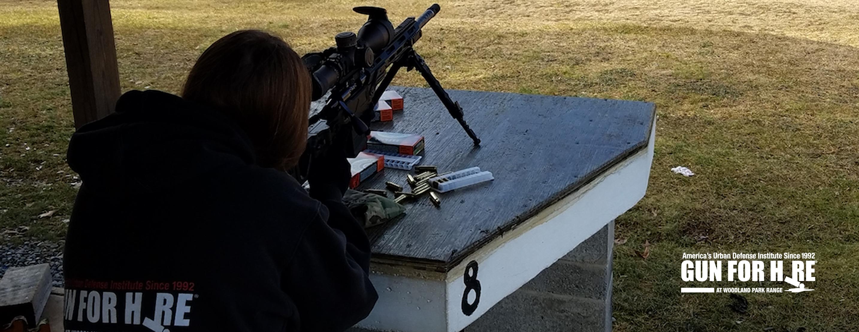 Sniper 4 - Urban Precision Rifle 1