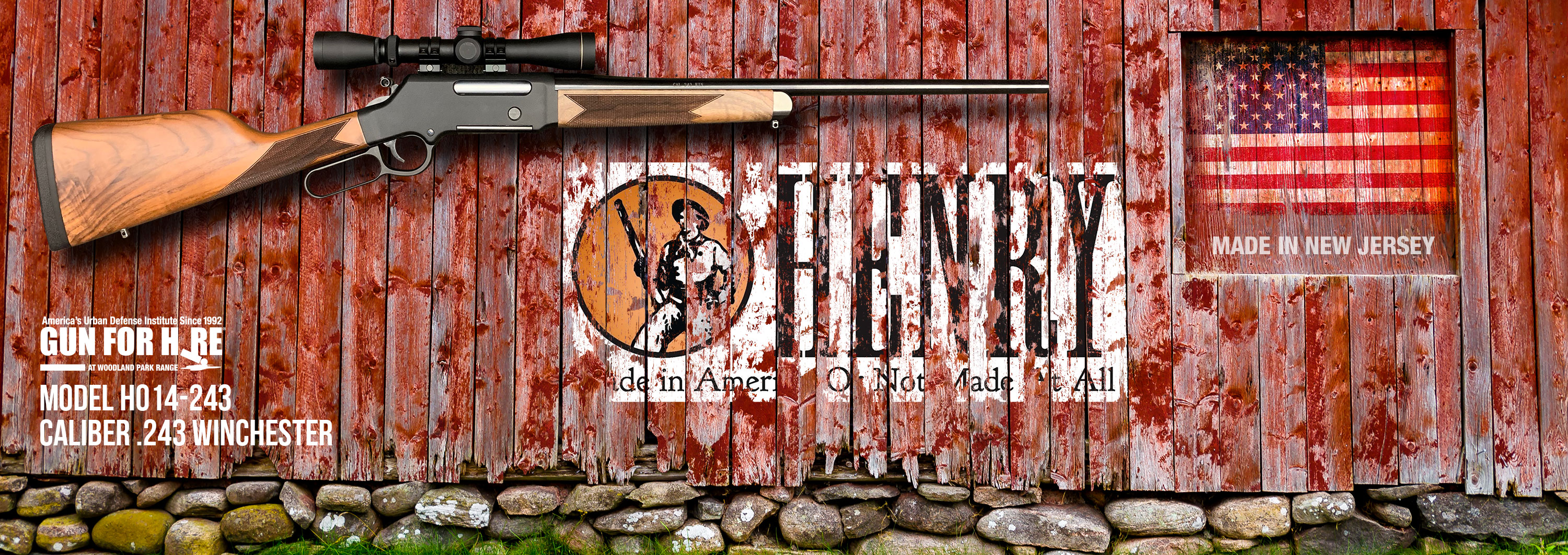 Henry Gun Rental - Home 12-14