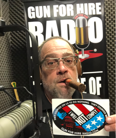 GFHR404 - The Gun For Hire Radio Broadcast: Episode 404