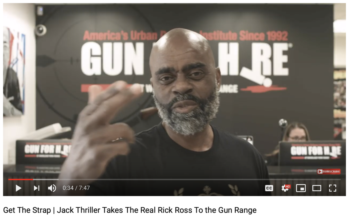 Screenshot 2019 07 10 19.01.47 - Get The Strap | Jack Thriller Takes The Real Rick Ross To the Gun Range