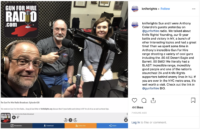 Screenshot 2019 08 04 18.40.33 - Sue and I were Anthony Colandro's guests yesterday